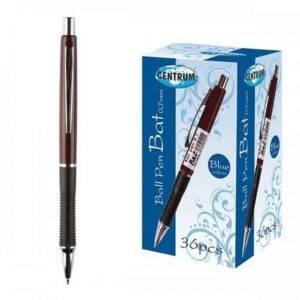 Automātiska lodīšu pildspalva BAT zila 0.7mm