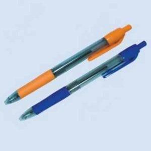 Automātiska lodīšu pildspalva ROCKY zila 1.0mm
