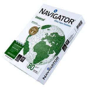 Papīrs NAVIGATOR A4 80g/m2 500lp.