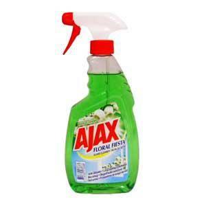 AJAX Floral Fiesta stiklu tīrīšanas līdzeklis AJAX,  500ml