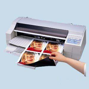 Fotopapīrs ar magneta pamatni A4 680g 5lap glancēta Hartwii