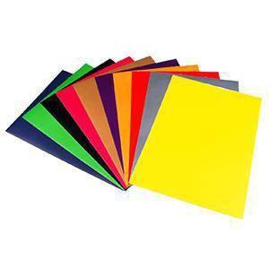 Papīrs biroja krāsains