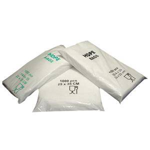 Maisi atkritumu 30L/15gab. 33mic. 52x64cm. melni,  LDPE