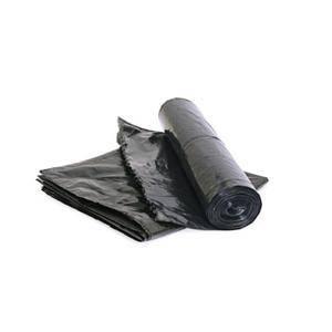 Maisi atkritumu 200L/10gab. 35mikr. 90x120cm,  LDPE,  melnie
