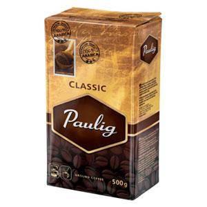 *Kafija maltā PAULIG Classic 500gr