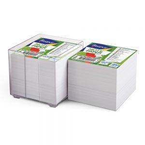 Papīrs piezīmēm FORPUS 8.5×8.5 (balta krāsa) 800lpp
