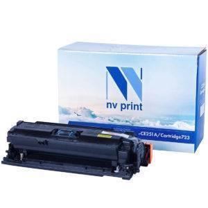 Kārtridžs NV-CE251A/NV-723 Cyan Color LaserJet CP3525/ CP3525n/ CP3525dn/ CP3525x/ LBP 7750 i-Sensys 7750cd/ 7750Cdn (7000)
