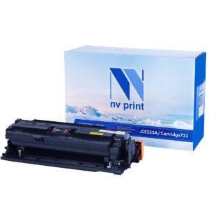 Kārtridžs NV-CE253A/NV-723 Magenta Color LaserJet CP3525/ CP3525n/ CP3525dn/ CP3525x/ LBP 7750 i-Sensys 7750cd/ 7750Cdn (7000)