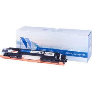 Kārtridžs NV-CE310A/NV-729 Black   Color LaserJet CP1025/ CP1025nw/ M275/ CP1025/ CP1025nw/ 100 M175a/ 100 M175nw/ LBP 7010 i-Sensys/ 7010C i-Sensys/ 7018 i-Sensys/ 7018C i-Sensys(1200)