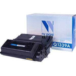 Melnā tonera kasete Q1339A